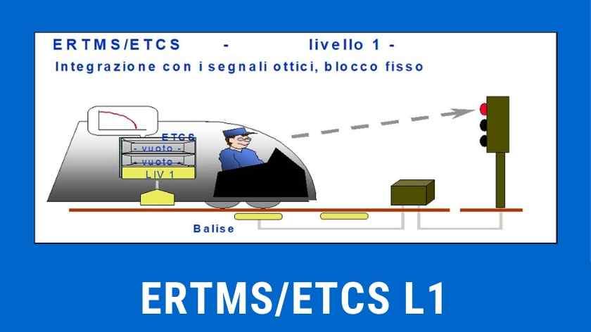 ERTMS ETCS livello 1